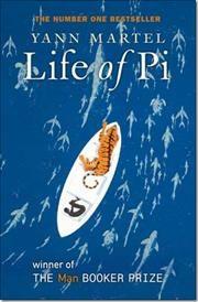 Life of Pi af Yann Martel, ISBN 9781841953922