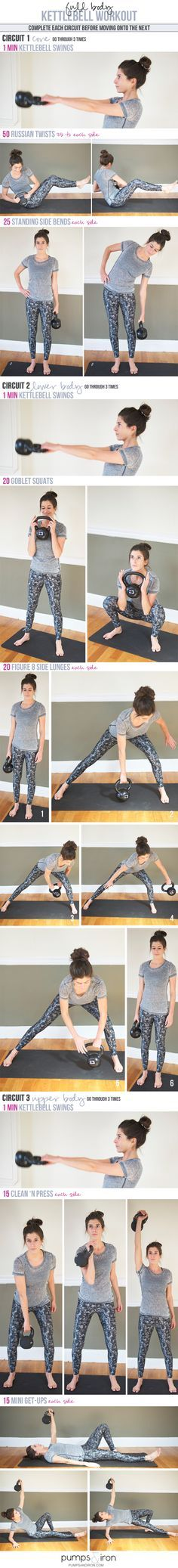 3-Circuit Kettlebell Workout (via Bloglovin.com )