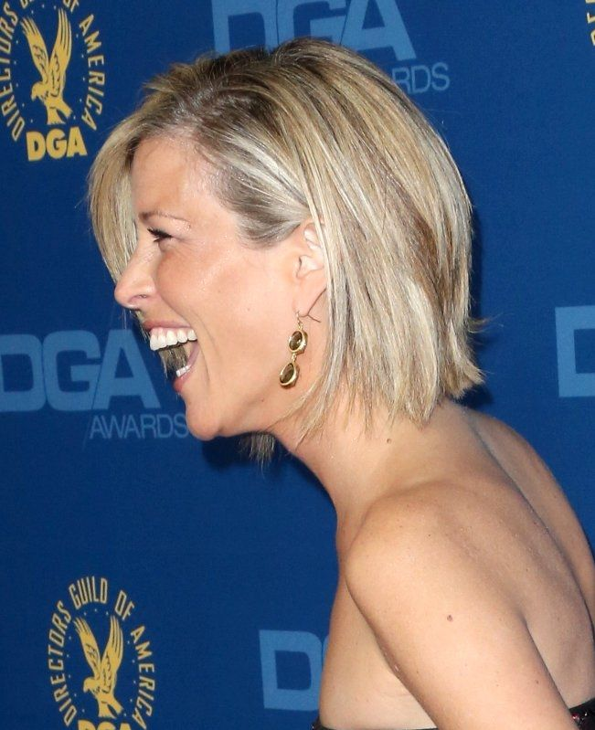 Laura Wright Haircut Back View New Do Ideas Pinterest