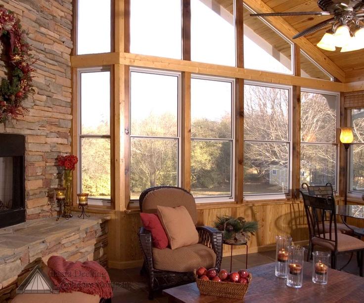enclosed back porch 4 seasons - Google Search