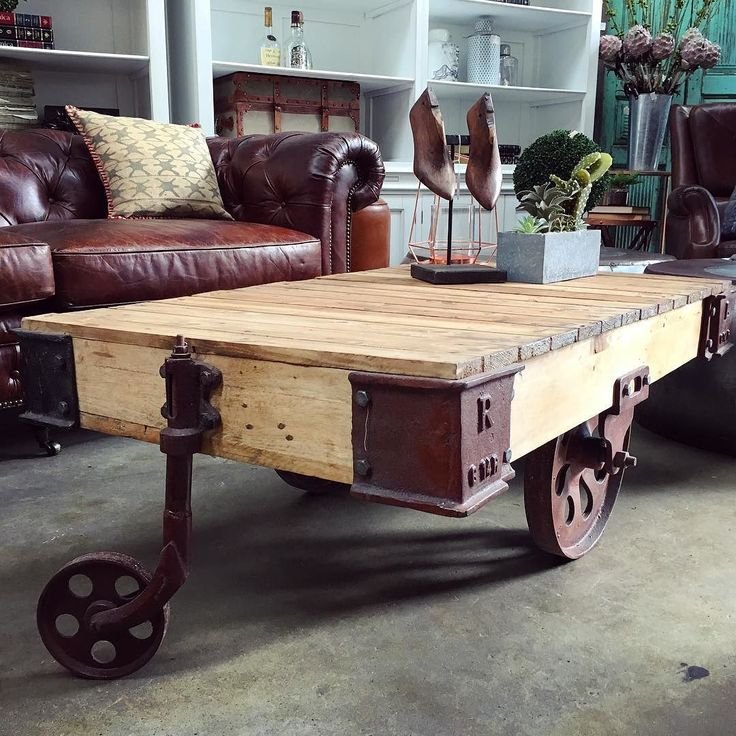 Industrial Coffee Table Nsw: 17 Best Ideas About Industrial Coffee Tables On Pinterest
