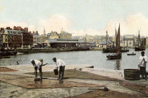 Plymouth Barbican 06 - OLD PHOTOS OF PLYMOUTH DEVON