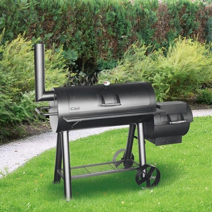 Charcoal BBQ Grill Patio Garden Outdoor Barbecue Barbeque Cooking Portable Black #CharcoalBBQGrill