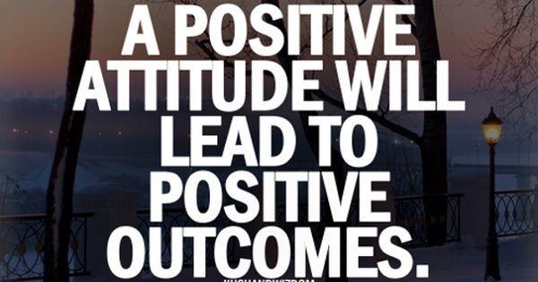 Positiviteit maakt alles een stuk makkelijker