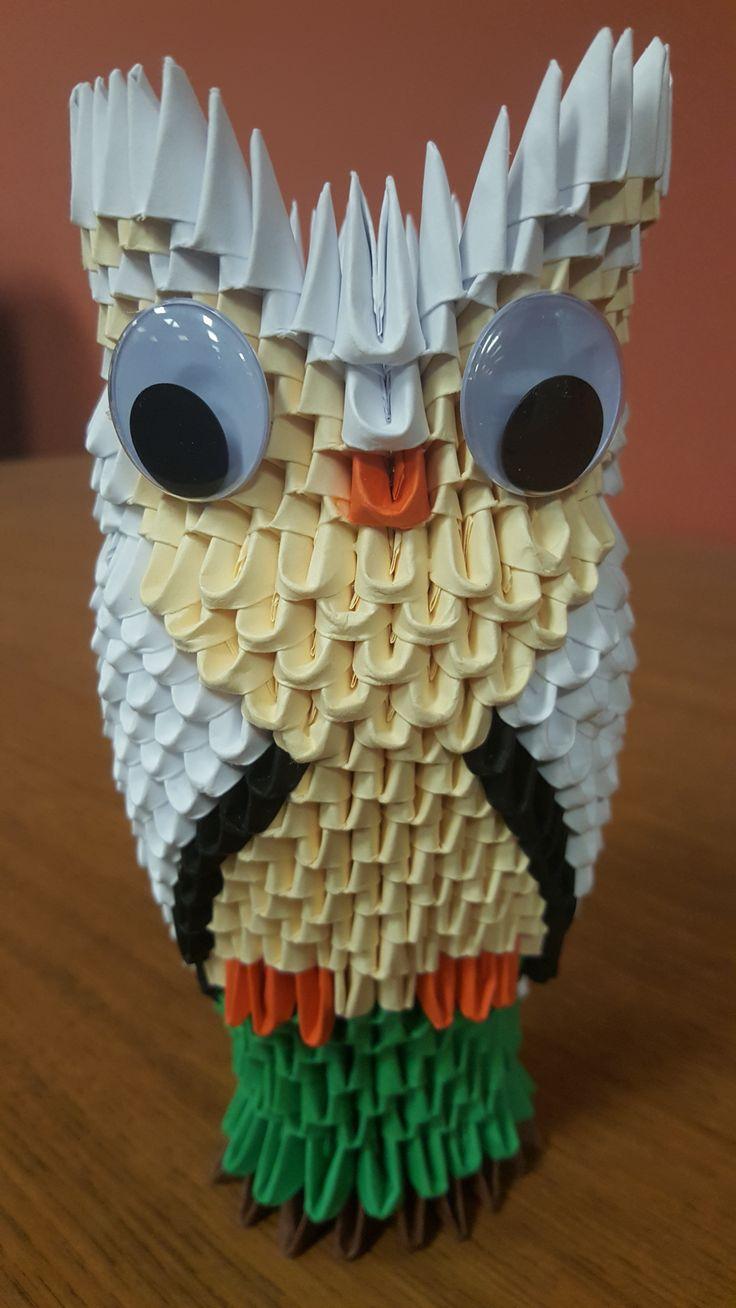 Les 529 meilleures images du tableau origami 3d sur pinterest origami modulaire animaux et - Animaux origami 3d ...
