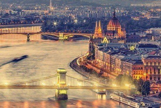 Будапешт во всей красе, Венгрия