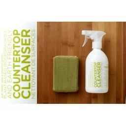 Countertop Cleanser, Rosemary and Peppermint, 475ml : P'LOVERS