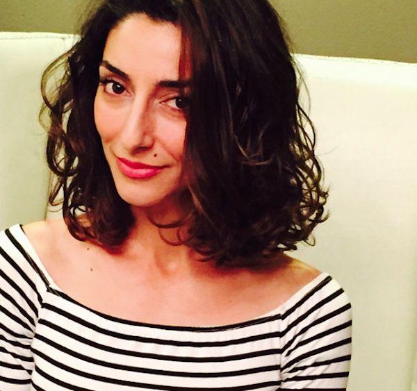 Celebrity Beauty Secrets: 'Masters of Sex' & 'Girlfriend's Guide to Divorce' Star Necar Zadegan : Beauty : Fashion Times