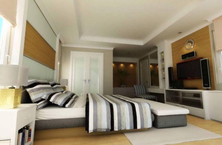 Tasarım Uygulama : Akdeniz Yatak Odası Ysk Tadilat