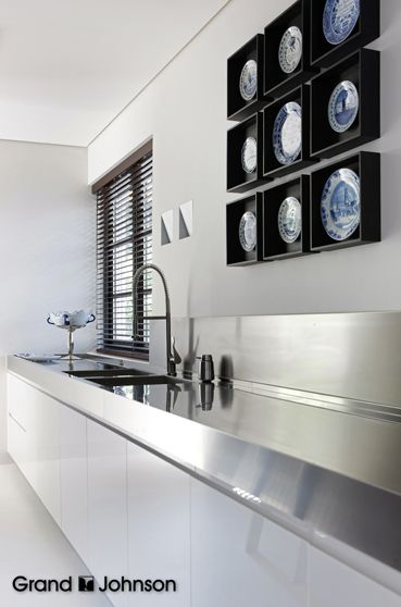 Kitchen Design | Designed by Grand & Johnson | www.grandjohnson.com