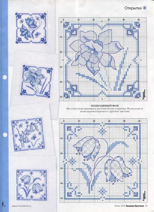 Dutch Flower chart1