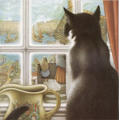 Nicola Bayley The Mousehole Cat