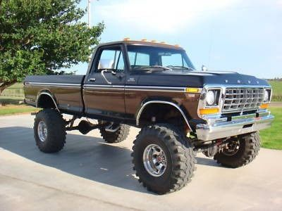1978 Ford F250 Monster Truck 4x4