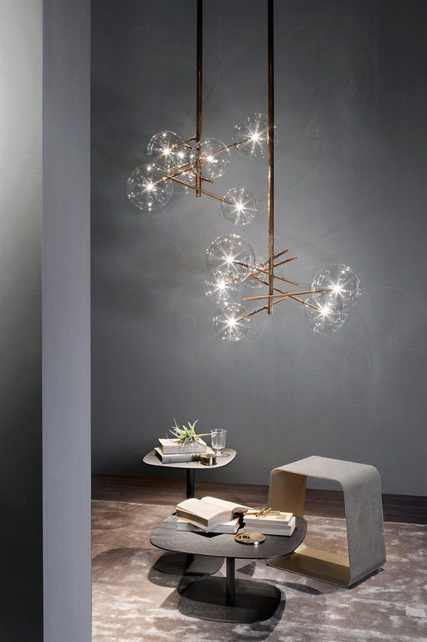 Bolle Pendant By Gallotti Radice Ecc Interior Lighting Lamp