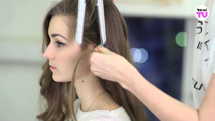Мастер-класс: Как правильно завивать волосы