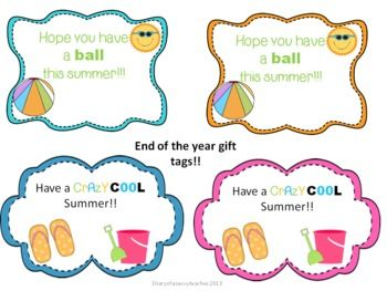 9 best Gift tags images on Pinterest | Summer gifts, Gift tags and ...