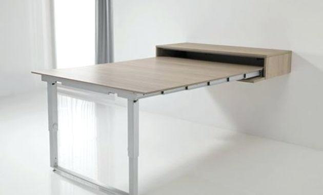 table bar murale rabattable table