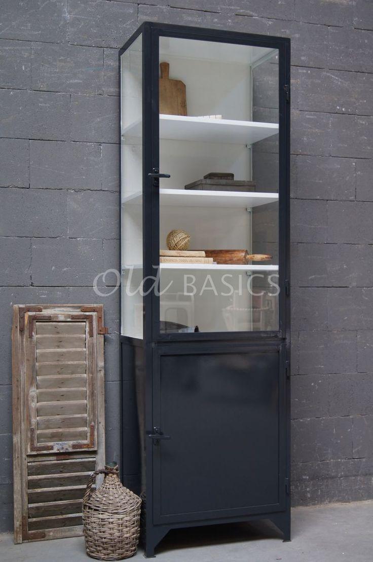 Apothekerskast Demi 1-7021 | Old BASICS