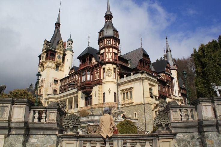 A Visit to Peles Castle, Europe's most beautiful castle