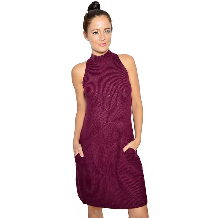Abroad in Oxford Sweater Dress