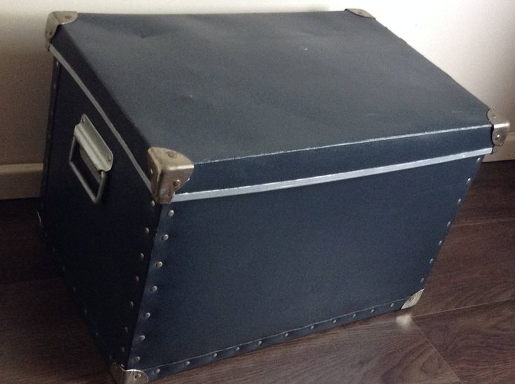 trunk storage box crate heavy duty storage industrial storage trunk with