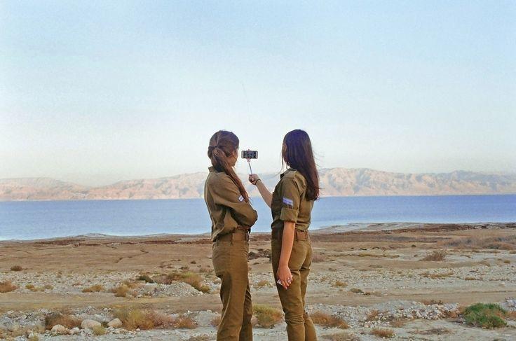 Fotos de la vida cotidiana de mujeres soldado en Israel | VICE | Colombia