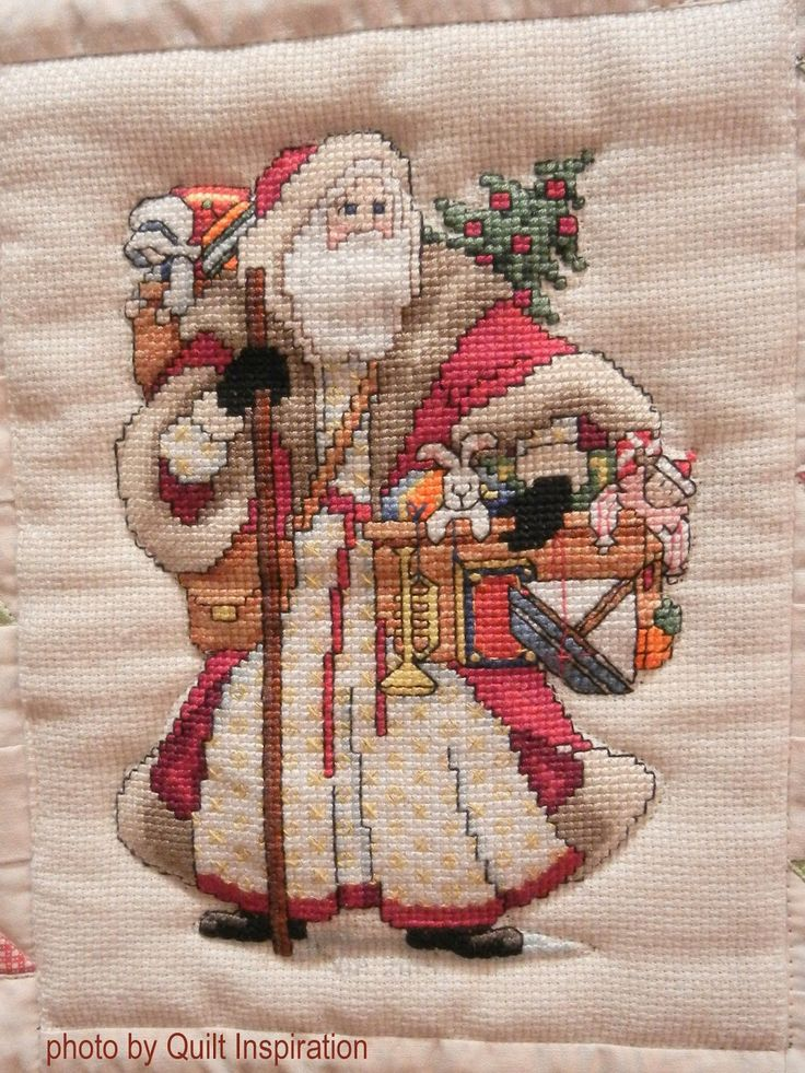 1000 Images About Crossstitch Christmas On Pinterest