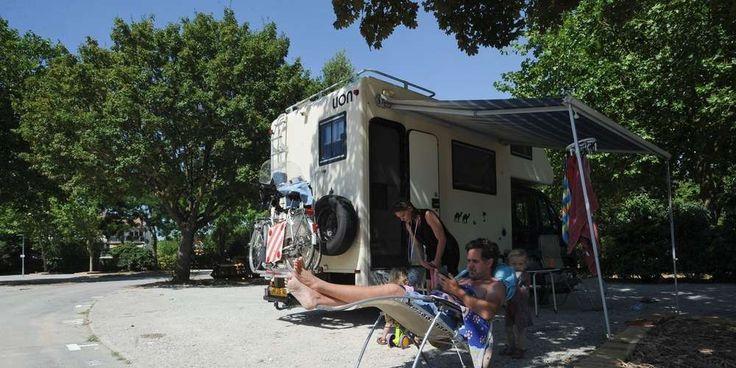 La Rochelle: Port-Neuf ouvre son aire de camping-cars