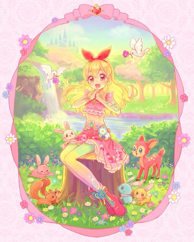 1000+ Images About Aikatsu! All Seasons On Pinterest