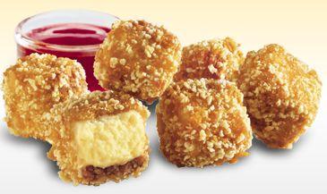 Dalton Twinners: How to Make Sonic's Cheesecake Bites! Looks easy enough... do I dare?!