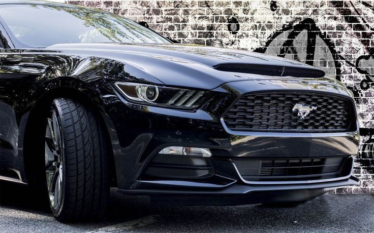 ford mustang black mamba ram air hood 2015 2016 ford mustang pinterest hoods black mamba and ford mustangs - Ford Mustang 2016 Black