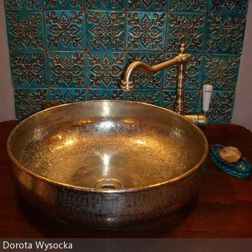 Retro waschbecken antikes waschbecken in for Retro badezimmer