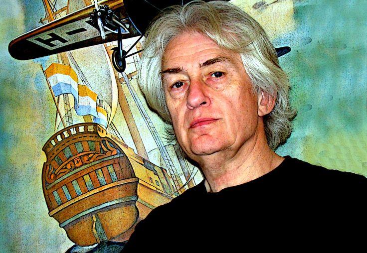 Maker van Fantasiorama objecten, Jacques Mul