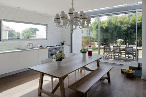 Kitchen- House N by Sharon Neuman and Oded Stern-Meiraz