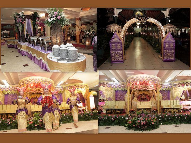 Padang wedding ceremony