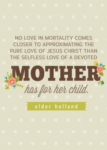 General Conference 2015 FREE Printable Quotes - This was my FAVORITE talk from Elder Holland!