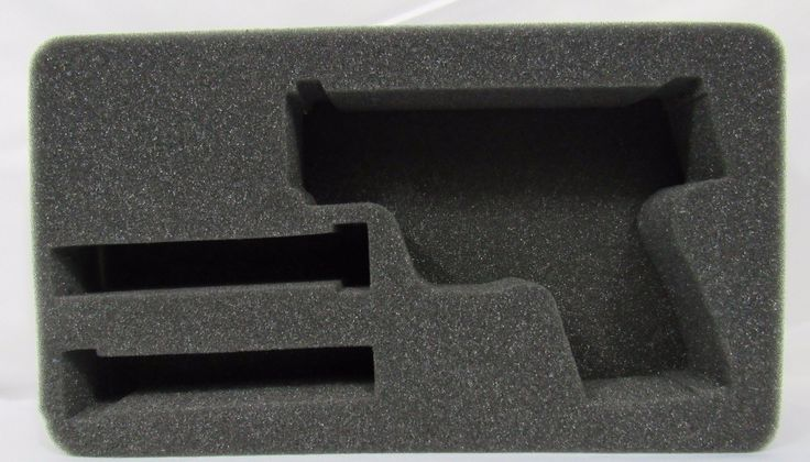 Pelican Case 1150 Foam Insert for Smith & Wesson Shield & Magazines (Foam Only)