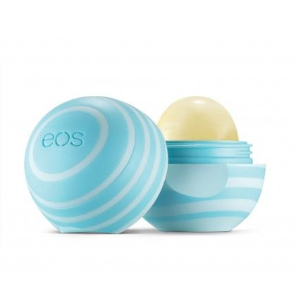 eos - Visibly Soft Lip Balm - Vanilla Mint  Get noticed with visibly softer lips. Nourish your lips with the delicious flavor of coconut milk.
