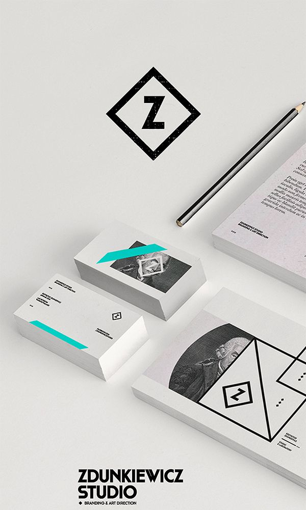 Z | #stationary #corporate #design #corporatedesign #identity #branding #marketing
