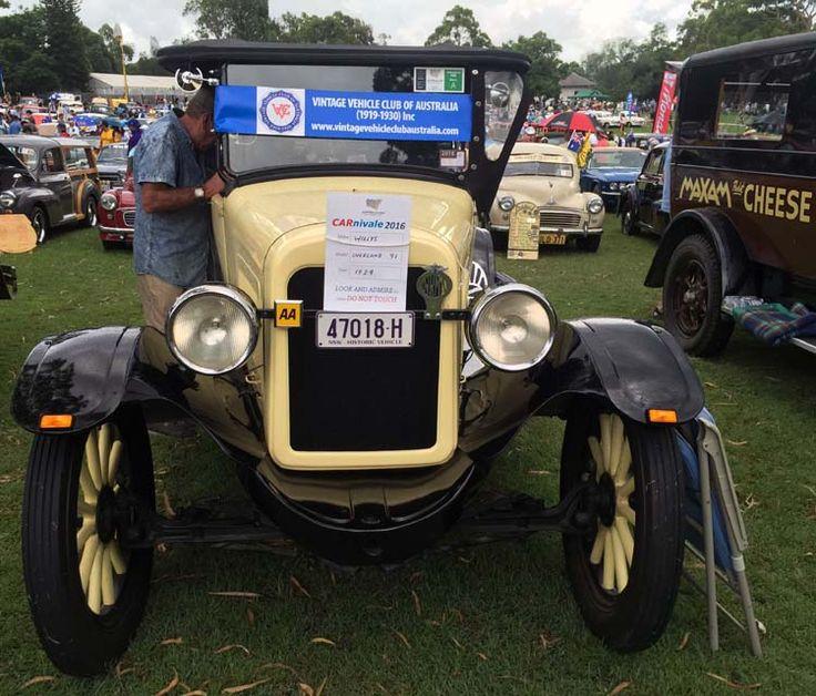 09 Parramatta CARnivale, showcasing vintage motors
