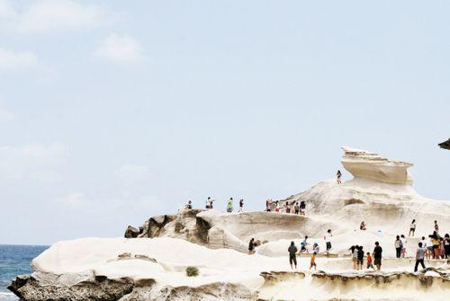 Kapurpurawan Rock Formation in Burgos, Ilocos Norte #Philippines #travel #Pilipinas