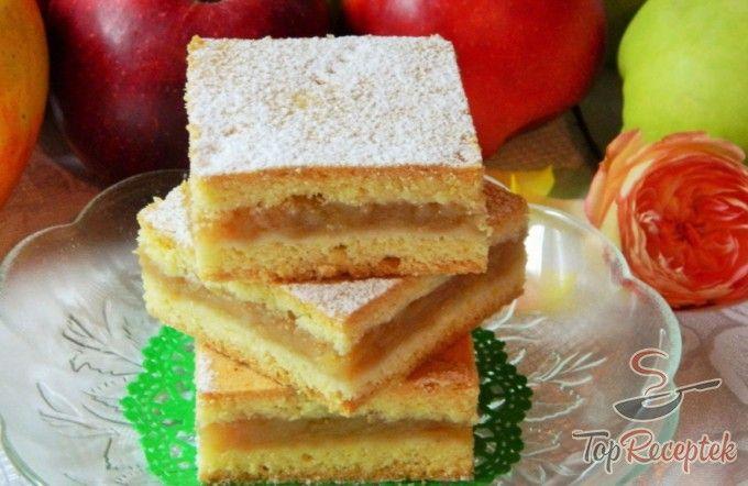 Nagymamám legendás almás süteménye | TopReceptek.hu