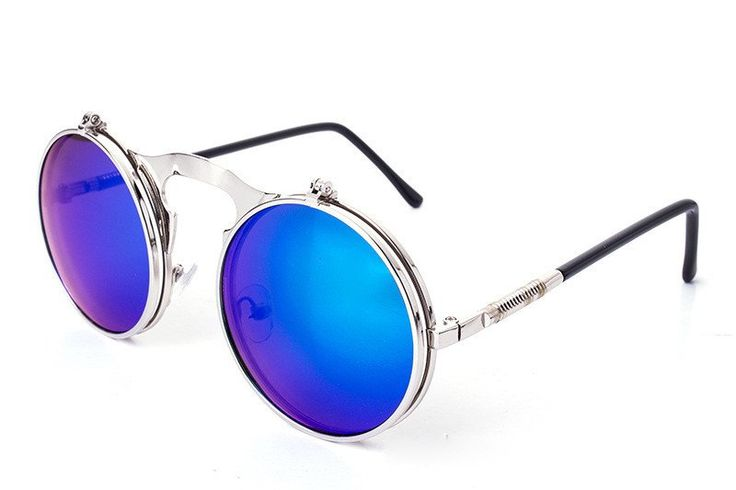 Awesome style combined with exceptional quality, performance, and comfort. Complete your look with these amazing Steampunk sunglasses.  https://steampunkheaven.net/products/steampunk-circular-metal-frame-sunglasses?variant=28956777810