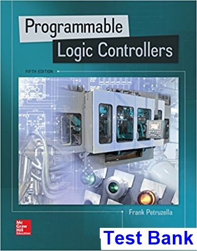 Programmable logic controllers 5th edition petruzella test bank programmable logic controllers 5th edition petruzella test bank test bank solutions manual exam fandeluxe Gallery