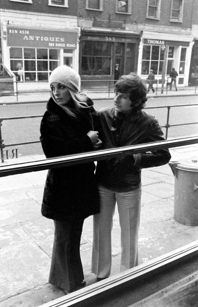 Sharon Tate and Roman Polanski: Rare Photos, London, 1968 | LIFE.com
