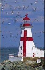 East Quoddy #Lighthouse - #Canada http://dennisharper.lnf.com/
