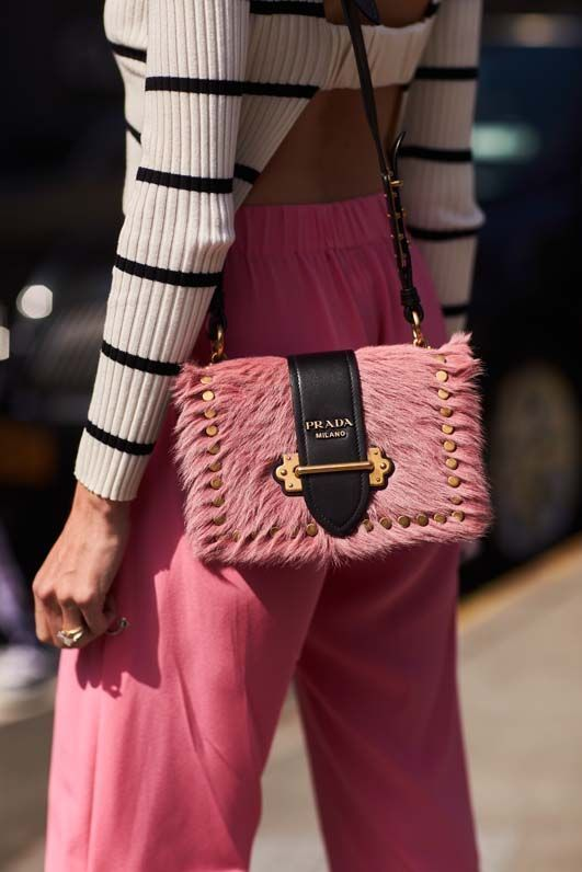 We're bringing you the latest street style looks from New York fashion week,…