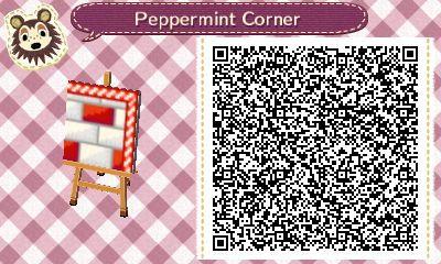 hannahfromrainbow:  I made a peppermint path for Christmas!