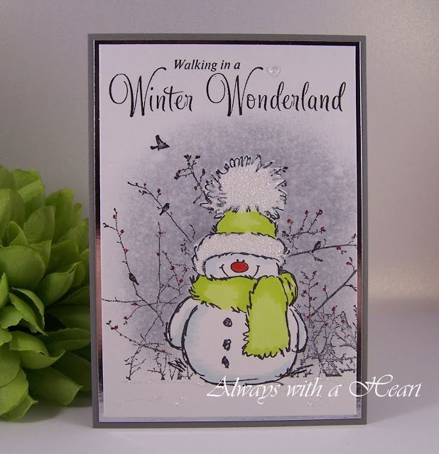 Hi Everyone   Happy Wednesday!     I have found the perfect challenge for helping me with my white card Wednesday makes .. .. .. .. .. The C...                                                                                                                                                                                 More