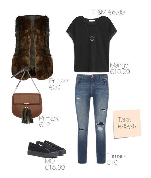 Os coletes em pêlo são uma das peças-chave deste outono-inverno. Se não tem nenhum, experimente este género de peça. Para além de quente q.b., é bastante versátil, e resulta lindamente com vestidos longos, de inspiração boémia, mas também sobre jeans, nu...